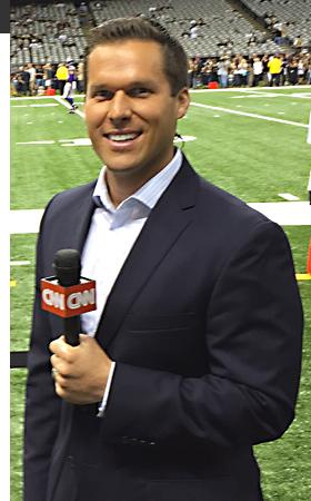 Andy Scholes CNN