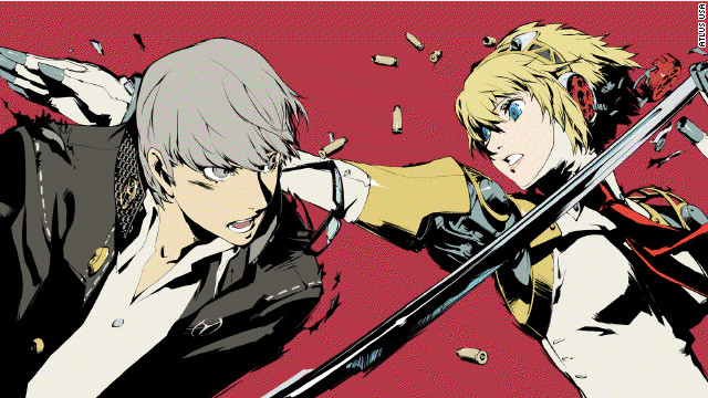 """Persona 4 Arena"" is a fighting game from Atlus that features many characters from the popular franchise."
