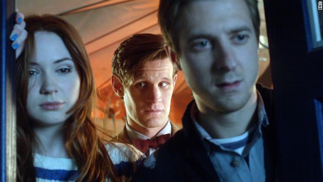 The TARDIS just got a little emptier.