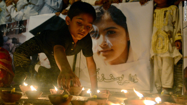 The shooting of Malala Yousafzai has provoked outrage in her native Pakistan and across the globe.
