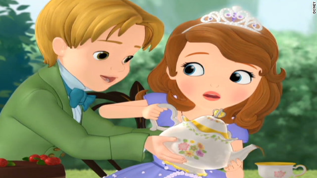 "Disney recently clarified that ""Sofia the First"" is a ""fairytale girl who lives in a fairytale world."""