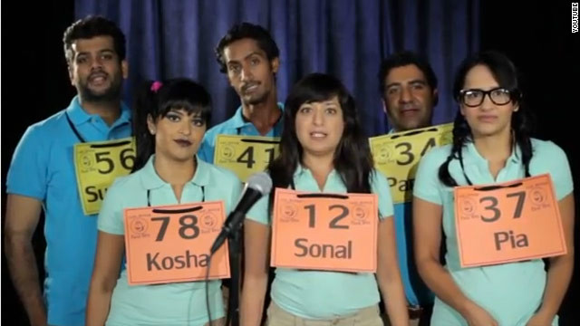 New video public service announcements target South Asian voters with a spoof a spelling bee.