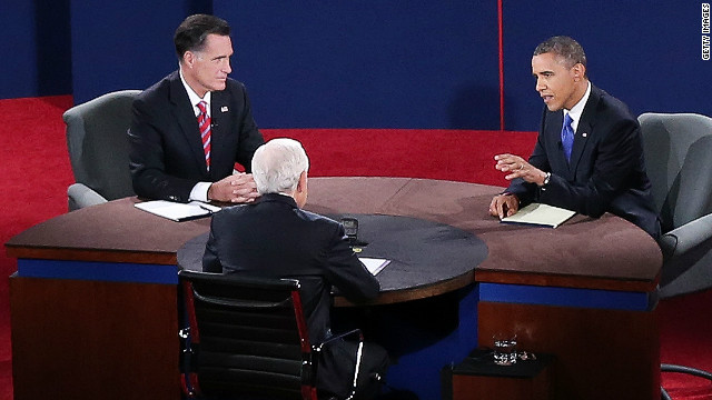 Mitt Romney and Barack Obama hardly discussed Latin America during Monday's debate.