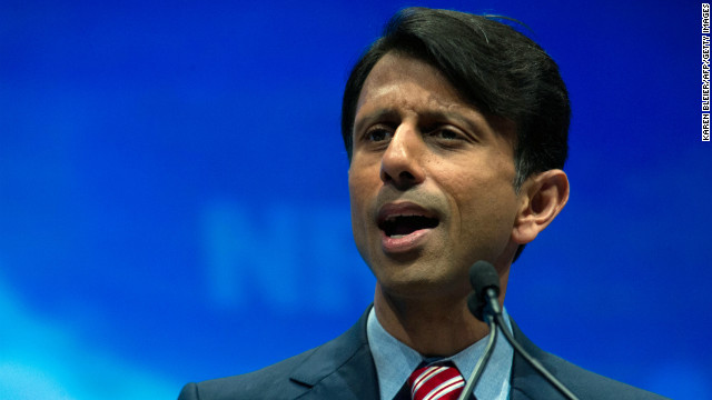 Louisiana Governor Bobby Jindal, seen here, has created a school voucher program that is one of the largest in the U.S. It was recently ruled unconstitutional by a state judge.