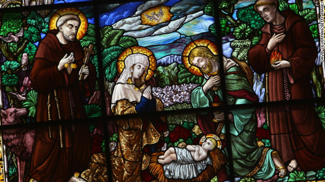 The author views Advent, a time of waiting for the birth of Christ, as a time for silent reflection.