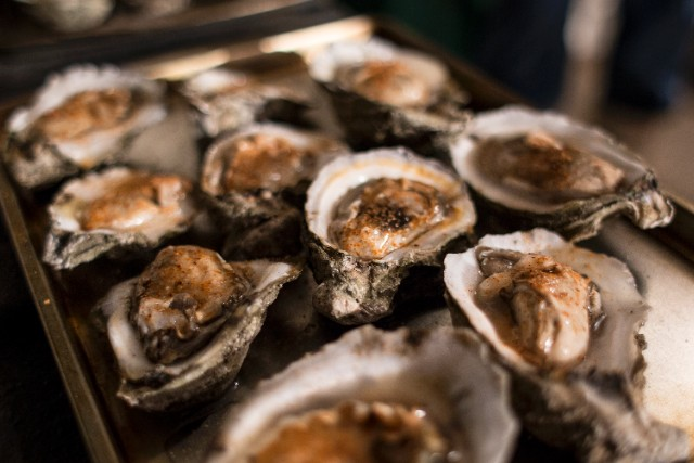 Both the supply and demand for Gulf oysters have decreased since the pipeline explosion.