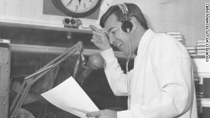 Hy Lit was a mainstay of Philadelphia radio for decades.