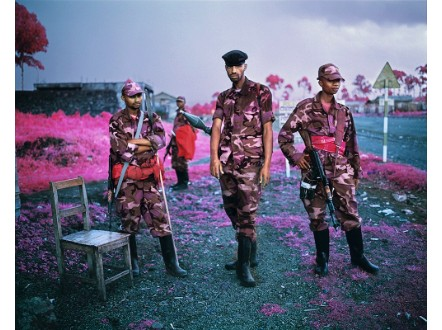 Courtesy of Richard Mosse and Jack Shainman Gallery, New York
