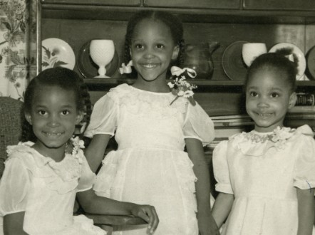 Gayle grew up in Buffalo, New York with her family. - (Courtesy Helene Gayle)