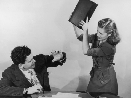 Backstabbing, or worse, can be a side effect of an office culture of positivity.