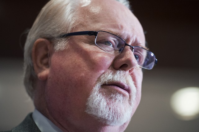 Rep. Ron Barber of Arizona has proposed a competing mental health bill.