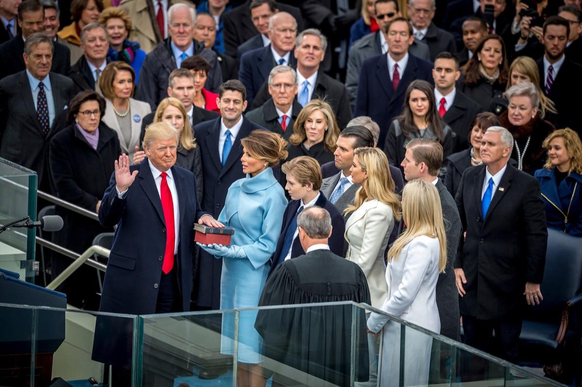 The Trump Era Begins