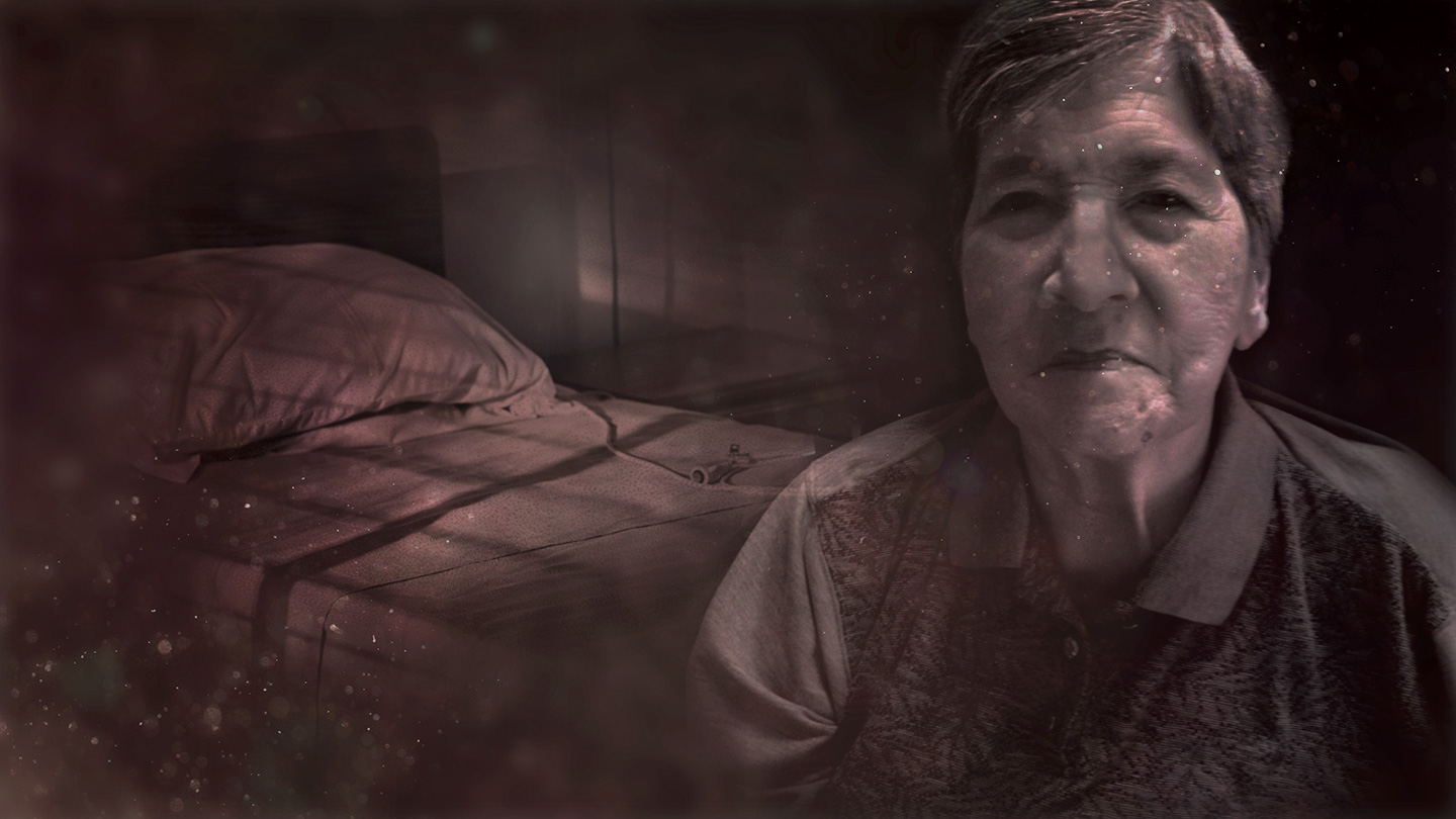 Sick, dying and raped in America's nursing homes