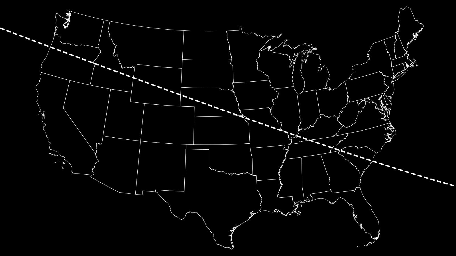 Path of the solar eclipse   CNN.com
