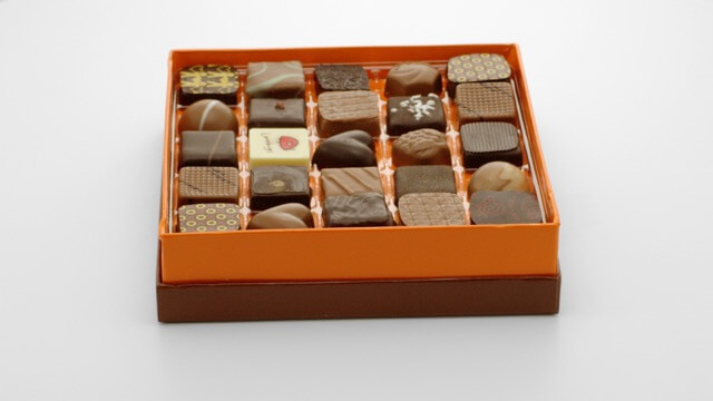 'Jacques' Choice' 25pc box