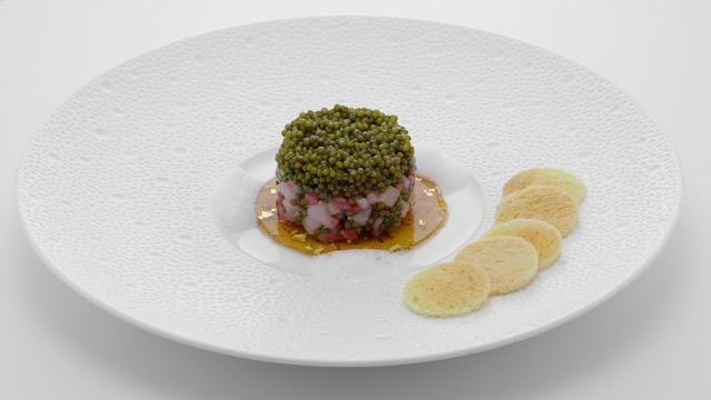 Caviar Tartare