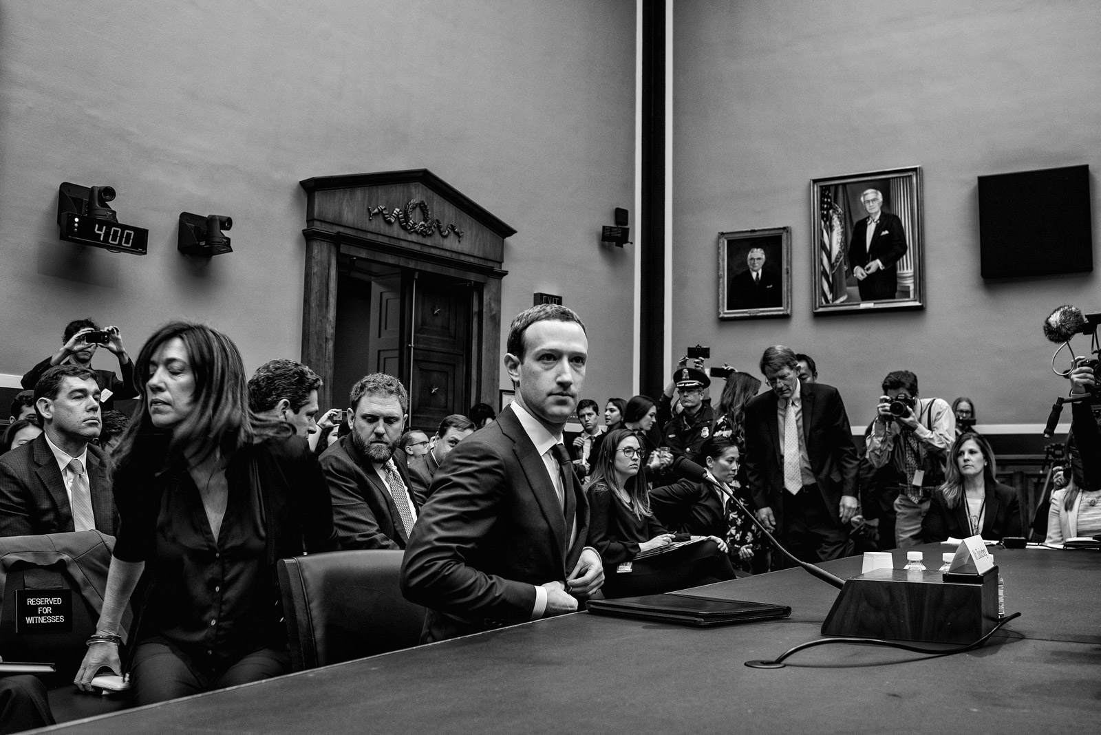 In pictures: Zuckerberg on Capitol Hill - CNN com