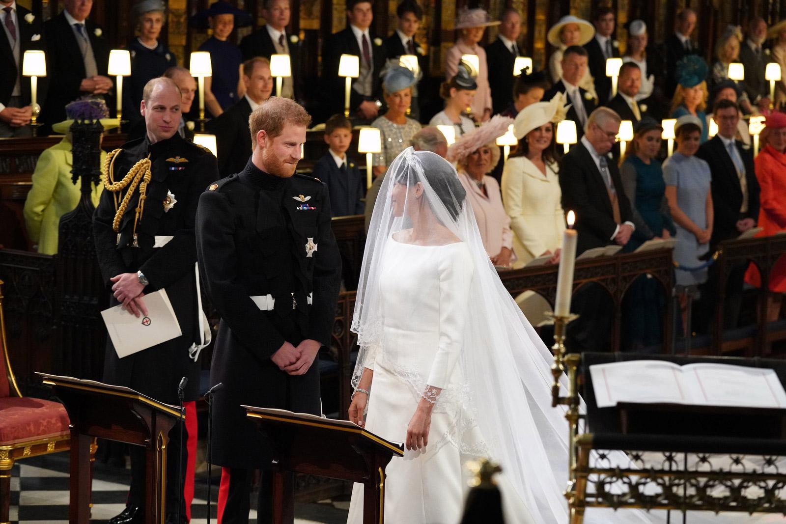 Royal Wedding Photos 2018.The Royal Wedding In Pictures Cnn Com