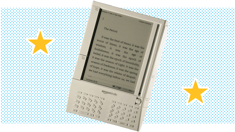 The Kindle goes on sale