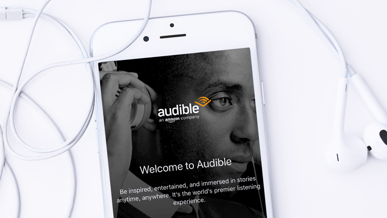 Amazon acquires audiobooks company Audible