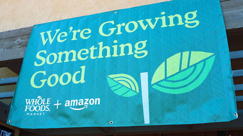 Amazon acquires Whole Foods