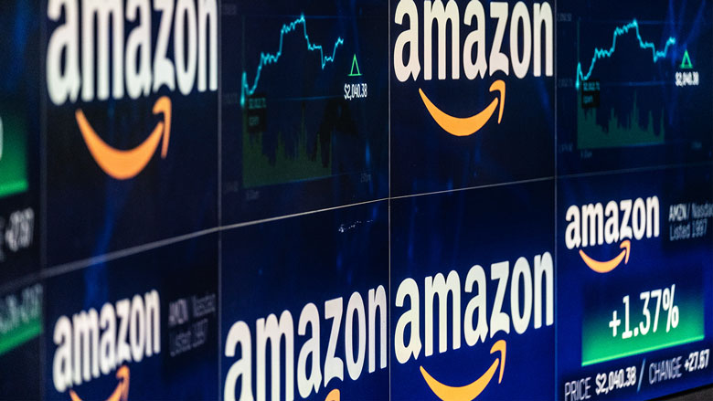 Amazon reaches a $1 trillion market cap