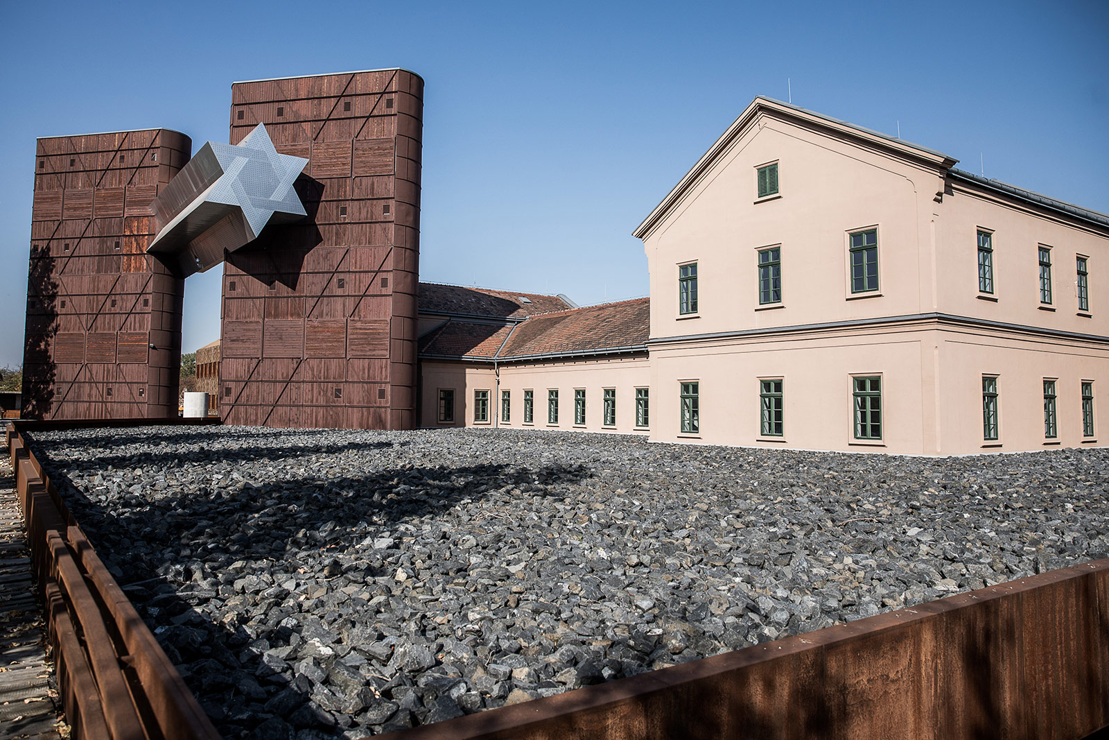 House of Fates: Hungary's controversial Holocaust museum