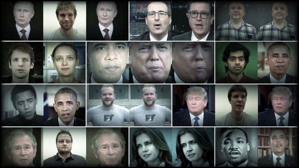 Inside the Pentagon's race against deepfake videos