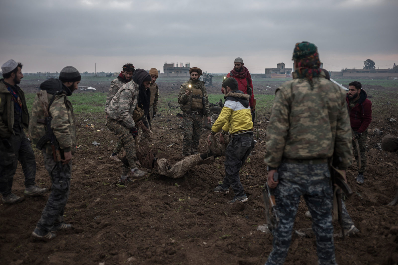 On the front lines in the fight against ISIS - Photos - CNN com