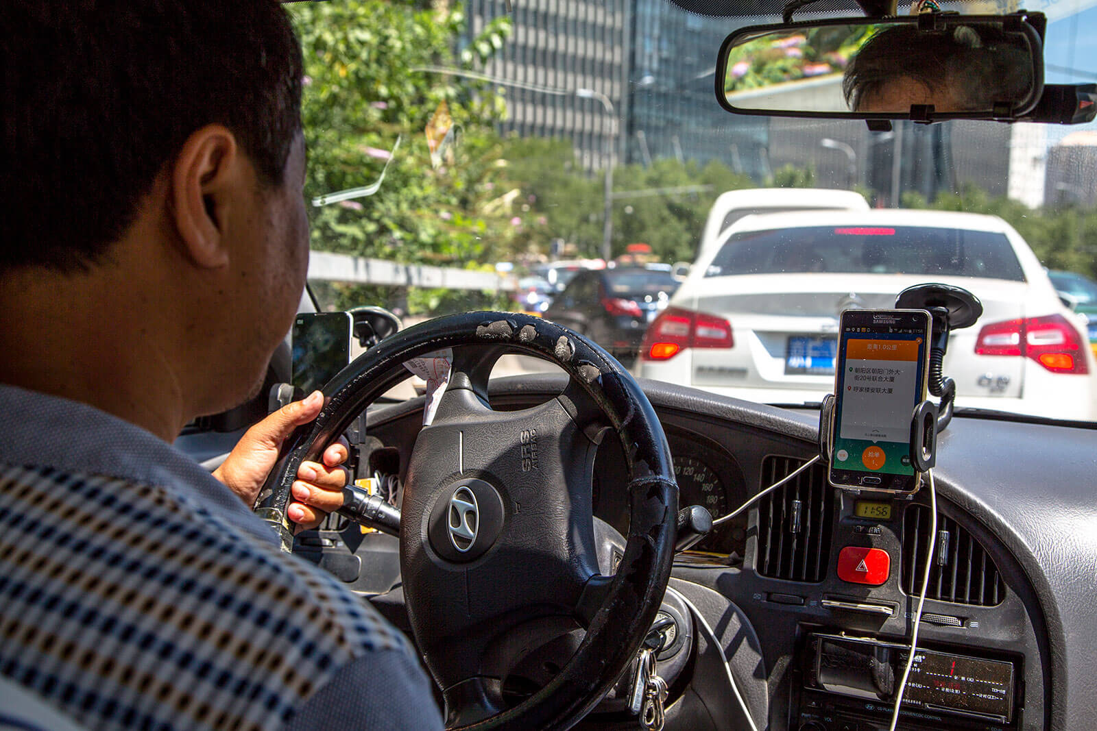 Lyft gets an ally in Asia