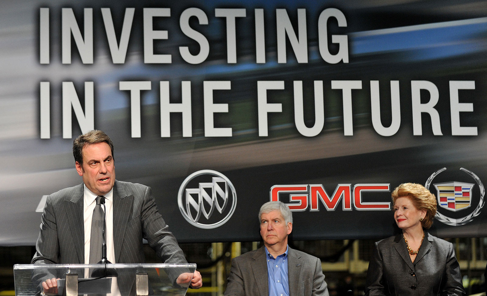 GM spends big money to partner
