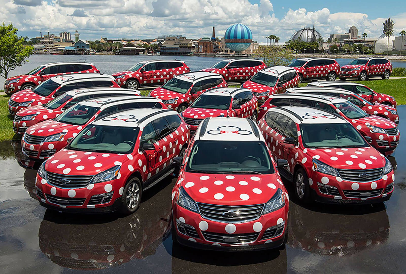 Minnie Lyft