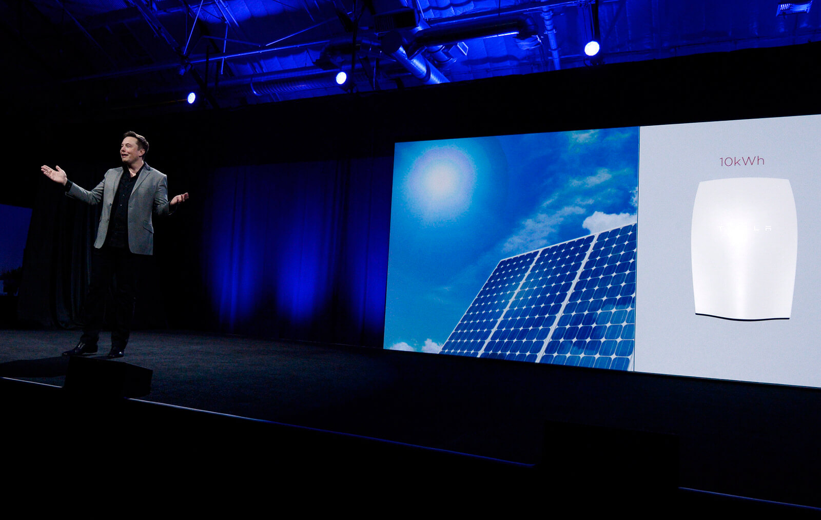 Tesla wants to power your home