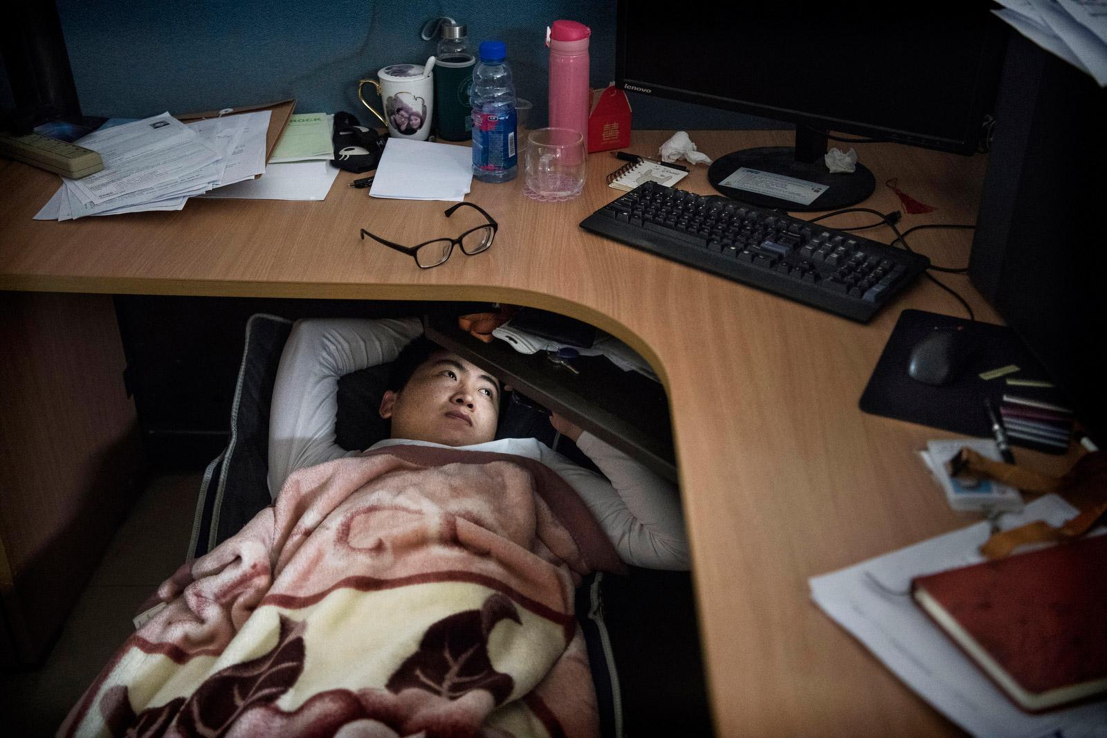 A rare look inside Huawei, China's tech giant