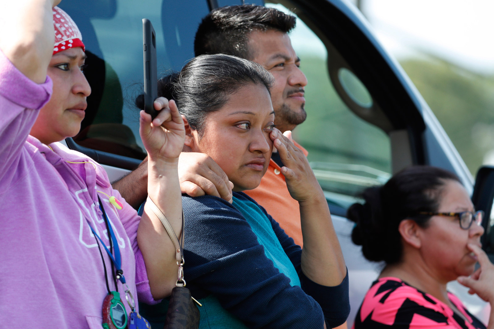 Redadas detención inmigrantes gobierno Trump