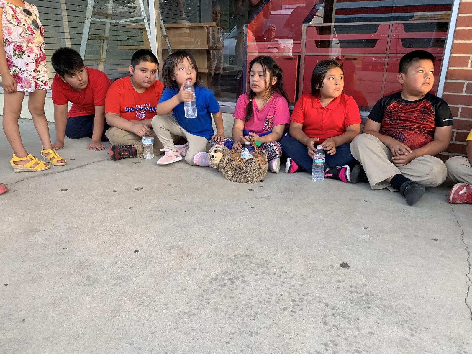 Niños redadas detención inmigrantes