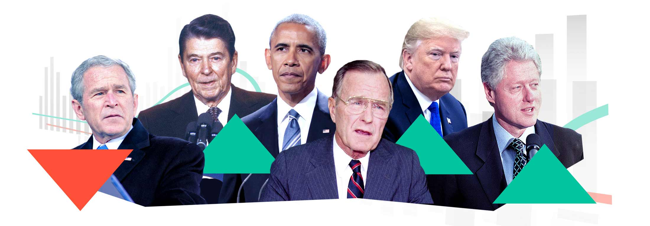 From Reagan to Trump: Here's how stocks performed under each president – News Live Report