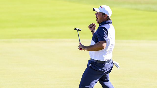 Ryder Cup: Defining moments