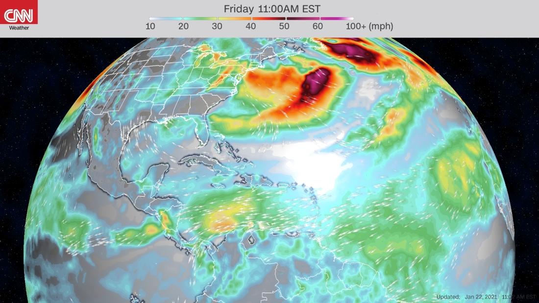 Storm tracker - CNN com