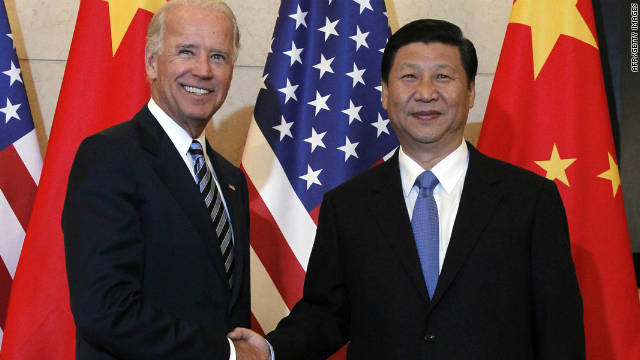 Joyful Biden begins foreign diplomacy with the phone