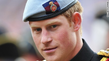 Prince Harry trained in the U.S. as part of a military exercise for pilots of  Apache helicopters.