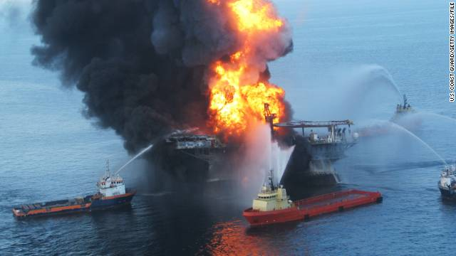 2010: BP releases oil inquiry report