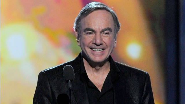 """Sweet Caroline"" has been a huge hit for Neil Diamond."