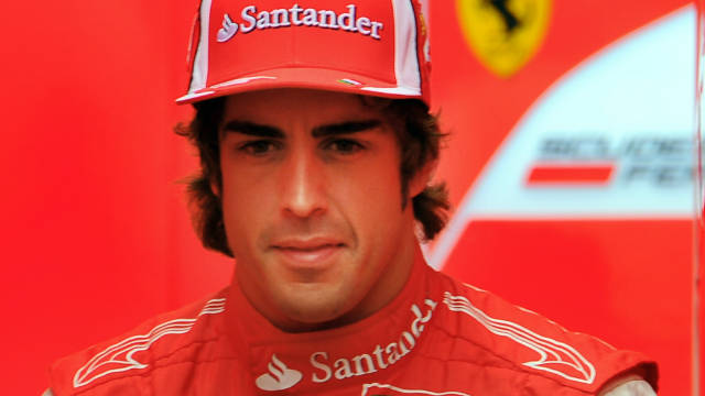 Fernando Alonso has won just one Grand Prix so far in the 2011 Formula One season.