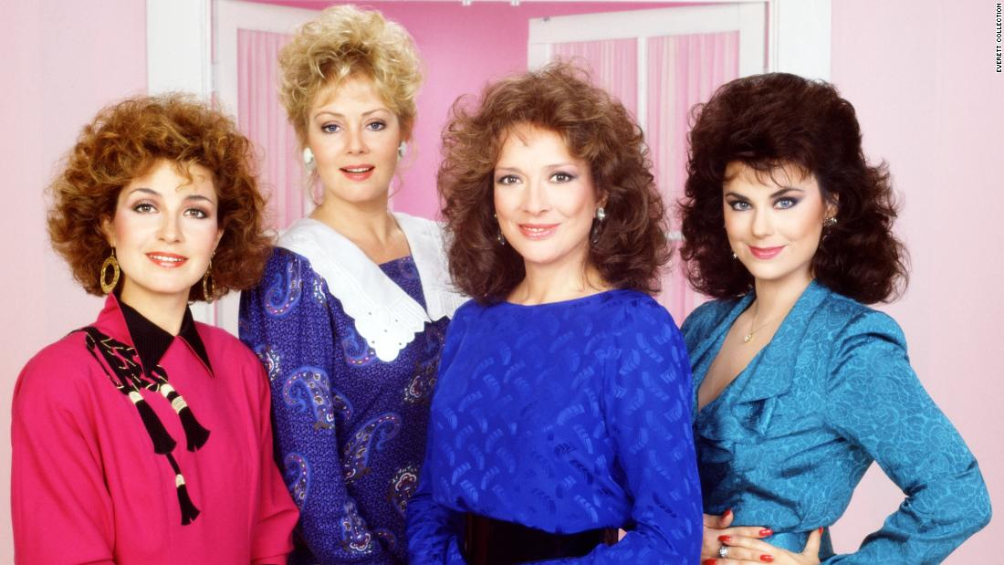 ABC considering 'Designing Women' reboot