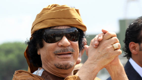 Moammar Gadhafi often turned to the nomadic Tuareg to bolster his forces.