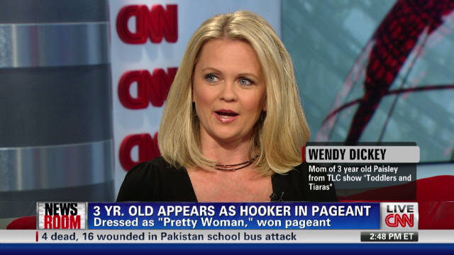 Toddlers Tiaras Controversy Are They Growing Up Too Fast Cnn