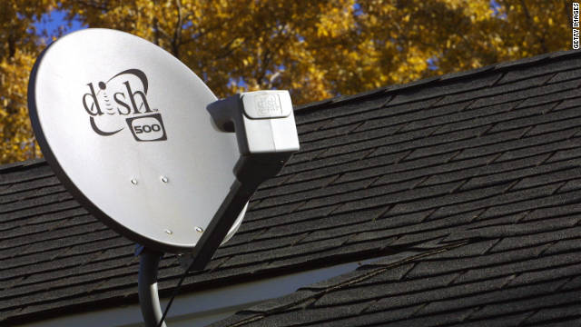 Dish Network has about 14 million satellite TV subscribers.