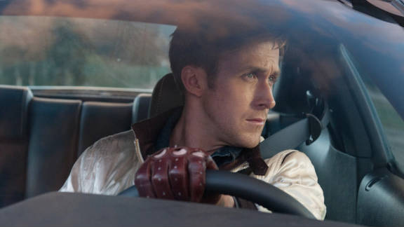 """The new film """"Drive,"""" starring Ryan Gosling, is an exciting ride."""