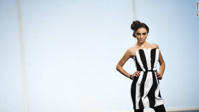 Will Chinese Designers Get Left Behind In China S Fashion Boom Cnn
